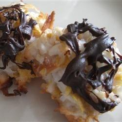 MaLizGa's Coconut-Cornflake Cookies