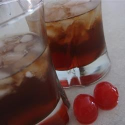 True Manhattan Recipe - A classic drink. Stir, most Manhattan drinkers like it that way. Shake it only when asked to do so. May be served up or on the rocks.