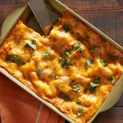 Butternut Squash Chorizo Lasagna Recipe - Try a new take on an Italian comfort classic with this dish from Adrianna Adarme of A Cozy Kitchen.
