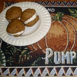 GF/CF Pumpkin Whoopie Pie