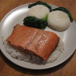 Marinated Salmon 'Smoothly'