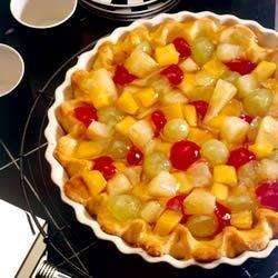 Fruit Cocktail Pie