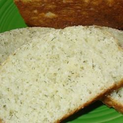 Dilly Bread Recipe - Cottage cheese and dill team up beautifully in this hearty bread that is sure to be a big hit.