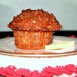 Banana Crumb Muffin