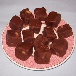 Best Ever Cheese Fudge Recipe - Processed cheese food makes this the creamiest fudge ever.