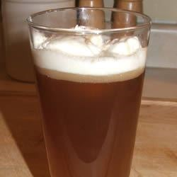 Hot Buttered Rum Recipe - Butter, sugar and cream make a base that you add to rum and hot water.