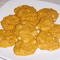 Pumpkin Pecan White Chocolate Cookies Photos - Allrecipes.com