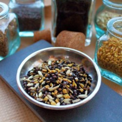 Bengali 5-Spice Recipe - This spice blend from eastern India contains cumin seeds, fennel seeds, black mustard seeds, fenugreek seeds, and oregano.