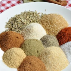 Jerk Marinade Seasoning Rub Recipe - Make your own jerk seasoning with this recipe that calls for a blend of more than 12 herbs and spices.
