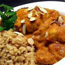 Steve's Chicken Korma Recipe - Always a favorite, this version of the classic chicken dish from North India is made fragrant and flavorful with a tantalizing sauce of spices, garlic, tomatoes, ground almonds, heavy cream and yogurt.