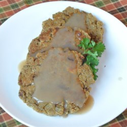 Dressing Patties Recipe - Cornbread dressing, made into patties, and baked. Serve them with gravy poured over the top. Yummmm! Originally submitted to ThanksgivingRecipe.com.