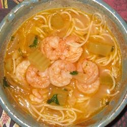 Lilzoleo's Killer Shrimp Soup