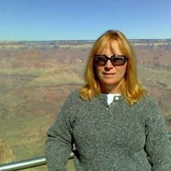 at the Grand Canyon Fall '08