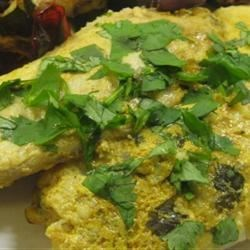 Yogurt-Marinated Salmon Fillets (Dahi Machhali Masaledar) Photos ...