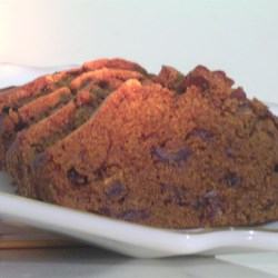 Date Loaf Cake Recipe - Very much like sticky date pudding - nice and moist, and made without eggs.