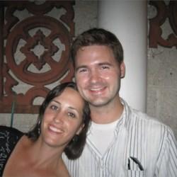 Son Dan & wife Kathie