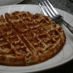Cinnamon Belgian Waffles Photos - Allrecipes.com