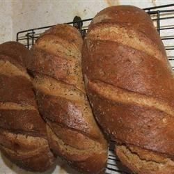 My beer rye bread