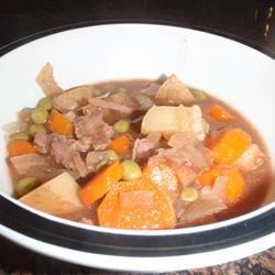"My ""Cozy Cottage Stew"""