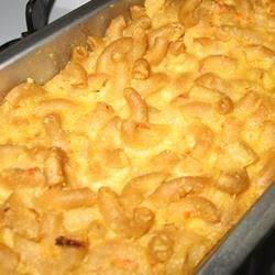vegan mac and no cheese