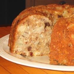 Pear Coffee Cake