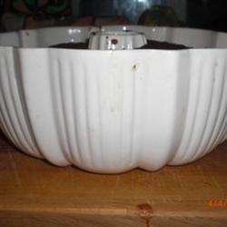 Glass Bundt Pan
