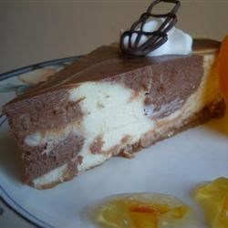 Orange Chocolate Swirl Cheesecake Photos - Allrecipes.com