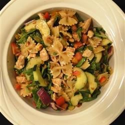 Mandarin Chicken Pasta Salad