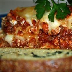 World's Best Lasagna (It's true)