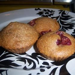 Surprise Muffins Recipe - Wholesome muffins with a jam 'surprise' in the middle.