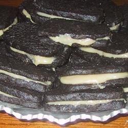 Kahlua Cream Cookies