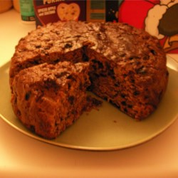 Boiled Fruitcake Recipe - This recipe produces a really moist fruit cake it was given to me by my mom, and it's really easy.  My mom uses it for Christmas cake by icing it.  I use it for birthdays, Christmas, or just for a treat.