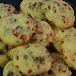 Cake Mix Cookies VII Recipe - A twist on plain old cake or cookies. Great combos of the optional ingredients - toffee bits, walnuts, peanut butter chips -  make this recipe everyone's personal favorite.