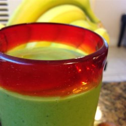 Banana, Avocado, and Spinach Smoothie Recipe - A banana, avocado, and spinach smoothie is a quick and easy breakfast or snack that is perfect for on-the-go meals.