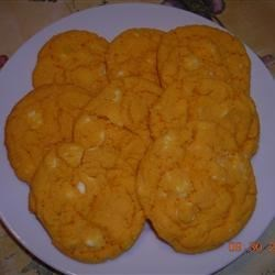 Orange Cream Cookie Mix Recipe - Orange and vanilla flavored cookies that make a wonderful gift.