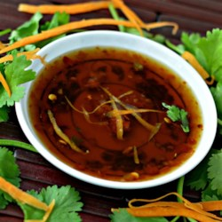 Vietnamese Table Sauce Recipe - Sweet and spicy Vietnamese table sauce is quick and easy to make and a nice accompaniment to a variety of dishes.