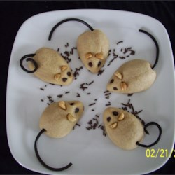 Rat Cookies - Recipe submitted...