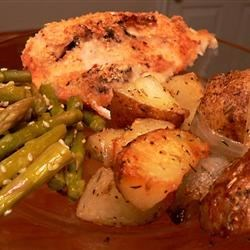 Crispy Herb Baked Chicken Photos - Allrecipes.com