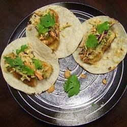 Fish Tacos with Honey-Cumin Cilantro Slaw and Chipotle Mayo Photos ...