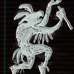 Wounded Ego logo