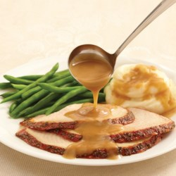 Perfect Turkey Gravy Recipe - Make the holidays extra special with Perfect Turkey Gravy. Great flavor and no lumps. For a change of pace, try one of the Flavor Variations listed below.