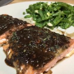 Balsamic-Glazed Salmon Fillets Photos - Allrecipes.com