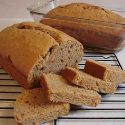 Sweet Potato Bread II Recipe - Orange juice in this well-spiced loaf offers a light citrus contrast to the sweet potatoes.