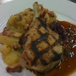 Grilled Brown Sugar Pork Chops Photos - Allrecipes.com