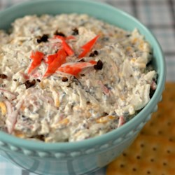 Jackie's Killer Krab Dip Recipe - This is positively yummy!  I get asked to make it at least 4 or 5 times around the holidays. Serve with rye bread or crackers.