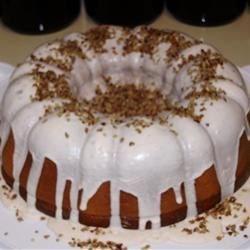 Tiffany's 1st Pumpkin Cake