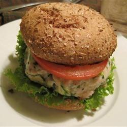 Heathier Actually Delicious Turkey Burgers