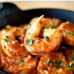 Shrimp Marinara from aDoctorsKitchen.com
