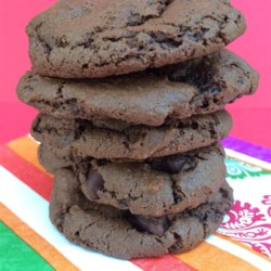 Chocolate Sugar Drop Cookies Recipe - These quick and easy kid-friendly chocolate sugar drop cookies are ready to serve in about 30 minutes!