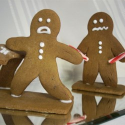 What the Gingerbread People Do after the Holidays